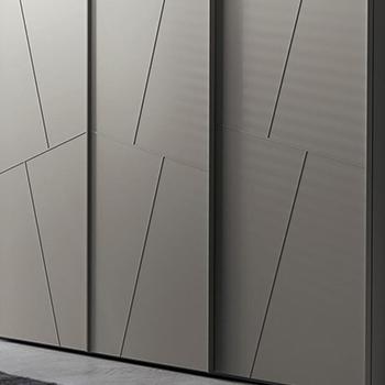 Closet con puertas correderas