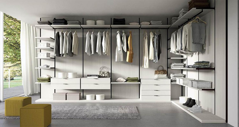 Foto Walk In Closet Fusion de Spagnol