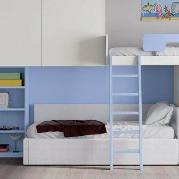 Foto Dormitorio Infantil Spagnol