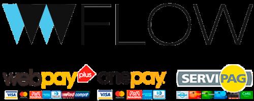 Medio de pago a través de FLOW